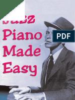 Jazz Piano Made Easy