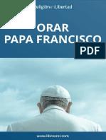 Orar Papa Francisco