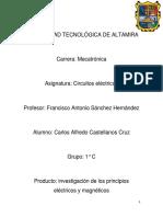 Manual de Ctos Electricos y Magneticos
