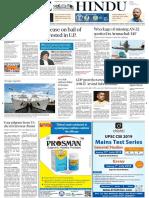 The Hindu Delhi 12.06.19