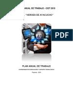 Plan Anual de Trabajo_2019_cist
