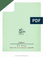 335514517 Max Pohlenz La Stoa Storia Di Un Movimento Spirituale Vol 2 La Nuova Italia 1967 PDF