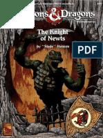 3. Knight of Newts