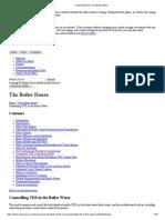Foreword 2005 Handbook of Domestic Ventilation