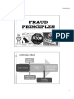 Student Fraud Principles