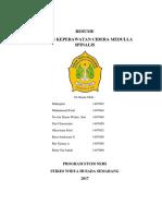 Askep Cidera Medula Spinalis