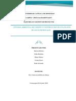 Estudio Ambiental - Diseño y Construccion de una planta de Aguas Residuales..docx
