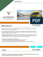 Company-Profile Supreme Logistics