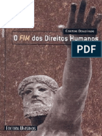 O Fim Dos Direitos Humanos. São Leopoldo.
