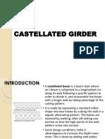 Castellated Girder
