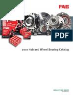 Hub and Wheel Bearings FAG 2010
