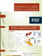 Definición y Características de Registros y Controles(1)