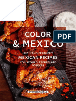 Color and Mexico_ Rich and Feathery Mexican Recipes You Would Appreciate Forever