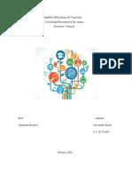 Informe de Ciencia y Teconologia