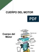 1 Cuerpo Del Motor