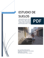 Estudio de Suelos Cbr Jlbr Veracruz