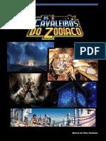 GURPS Cavaleiros Do Zodiaco