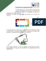 Descripcic3b3n de Las Caracterc3adsticas de Un Proceso y Ficha de Proceso