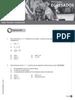 EGRESADOS. Matemática PROGRAMA. Guía_ Función exponencial. Ejercicios PSU - PDF.pdf