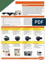 AC Motor Training System