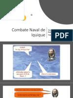 Combate Naval de Iquique PPT 2DOS