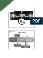Student Fraud Prevention