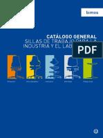 Catalogo Sillas ergonomicas