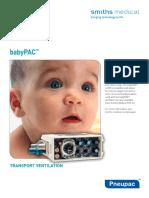 BabyPAC Brochure