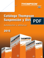 Catalogo Thompson 2015