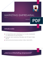 Marketing Empresarial - Sesion 01