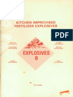 Kitchen Improvised Fertilizer