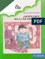 Quien Dice No a Las Drogas - Ricardo Alcantara