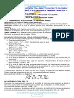 1. SEPARATA N° 12 FUNDAMENTOS REDUCCIÓN OXIDOS Y DIAGRAMAS BOUDOUARD