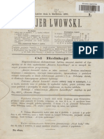 Kuryer Lwowski 1870, No 1