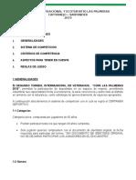 reglamento futbol 6