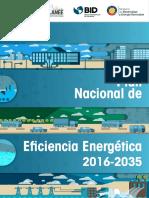 1. Plan Nacional de Eficiencia Energetica EC 1