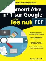 Comment être n°1 sur Google édition poche Pour les Nuls