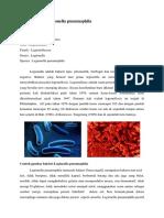 Biologi Legionella Akhir