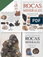 Manuales de Identificación; Rocas & Minerales - Chris Pellant