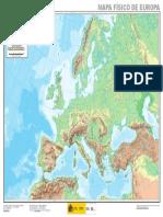 Mapa Fisico Del Mundo Mudo 1 82.350.000