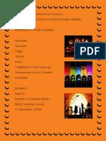 Escrito de Halloween