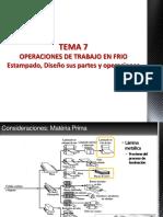 10ma Diapositiva - Tema 7 Conformado de Metales