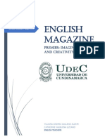 English Day Magazine 2019 I