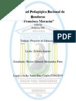 ProyectoDidactica de Las Ciencias Sociales