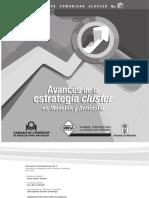 Avances Estrategia Cluster Medellin Antioquia
