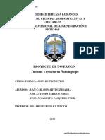 Estructura de Proyecto Incrementar El Turismo en Ñahuinpuquio (2)