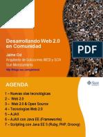 Tecnologías Web 2.0