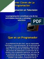 Taller Programación Televisión