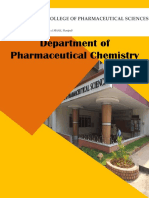 Department of Pharmaceutical Chemistry