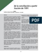 Conciliar a Partir de Cn 1991